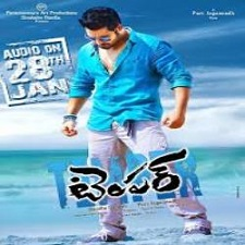 Jr NTR Movie Poster Temper