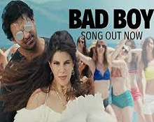 Bad Boy saaho song download