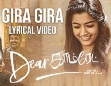 Gira Gira sid sriram song download