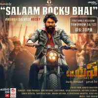 Salaam Rocky Bhai song download