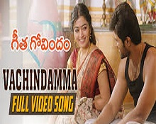Vachindamma song download