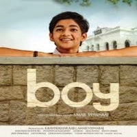 Boy film poster 2019