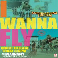 I Wanna Fly Title Poster