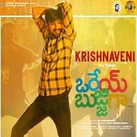 Krishnaveni poster