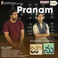 Pranam song poster
