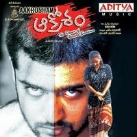 Aakrosham Poster