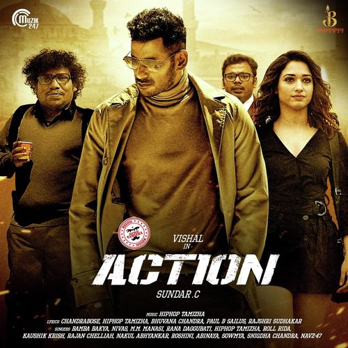 Action naa songs