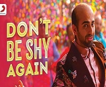 Don't Be Shy Again poster