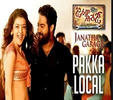 Pakka Local Hit Song Poster