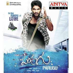 Parugu naa songs