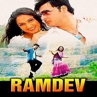 Ramdev Movie Poster
