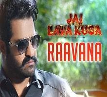 Ravana title poster