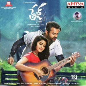 Tej I Love You naa songs