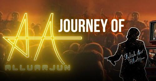 Journey of Stylish Star Allu Arjun