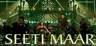 Seeti Maar Salman Khan Song